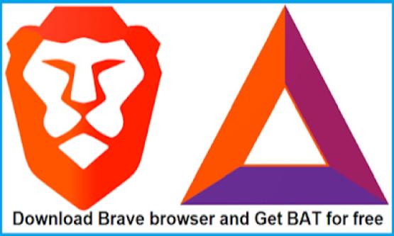 قم بتحميل وتثبيت متصفح Brave وشارك فى سحب يونيو على عملة BAT الرقميه مجانا