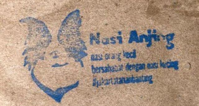 Nasi Anjing Trending Topic di Twitter, Polisi Turun Tangan