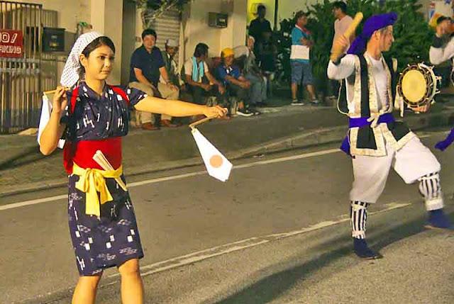 culture, festival, Eisa, Obon, Okinawa