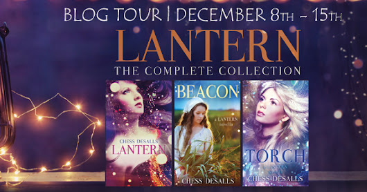 Review Blog Tour: The Lantern Collection, by Chess Desalls