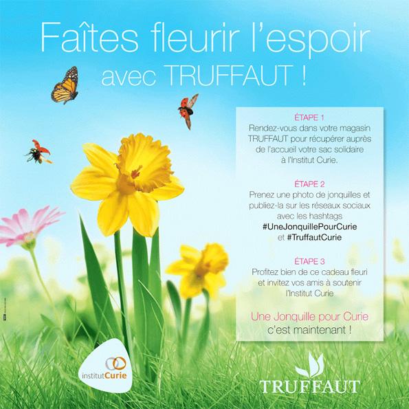 Une Jonquille pour Curie 2016 - Truffaut