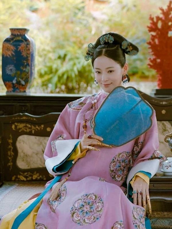 ฉุนฮุ่ยหวงกุ้ยเฟย (Imperial Noble Consort Chunhui: 純惠皇貴妃)