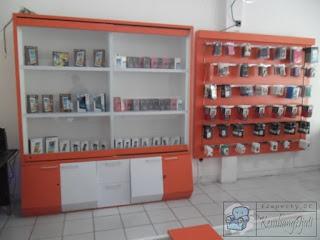 Etalase Display HP Minimalis + Furniture Semarang