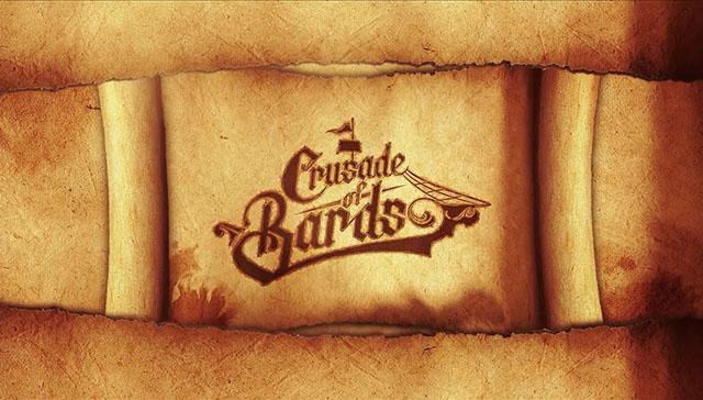 Το λογότυπο των Crusade of Bards