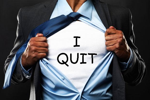 Penyebab orang resign dari pekerjaan