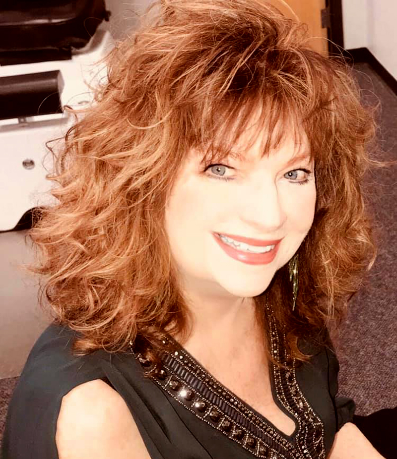 """Barbara Santora - Jazz Singer, Songwriter & Performer With A Voice You'll Never Forget - """"That's Just the Way It Goes"""" (Official Lyric Video)"""