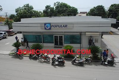 San juan banco popular traslada oficina bohech odigital for Oficina principal banco popular