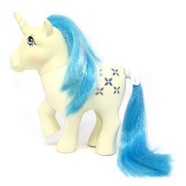 My Little Pony Majesty Year Two Playset Ponies I G1 Pony