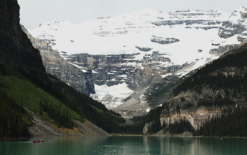 Lake Louise Banff Alberta