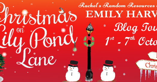Christmas on Lily Pond Lane by Emily Harvale #BlogTour @emilyharvale @rararesources #Review