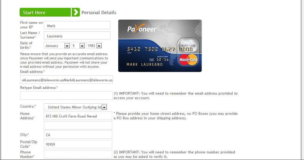 Usa Verified Paypal From Unsupported Countries With A Free