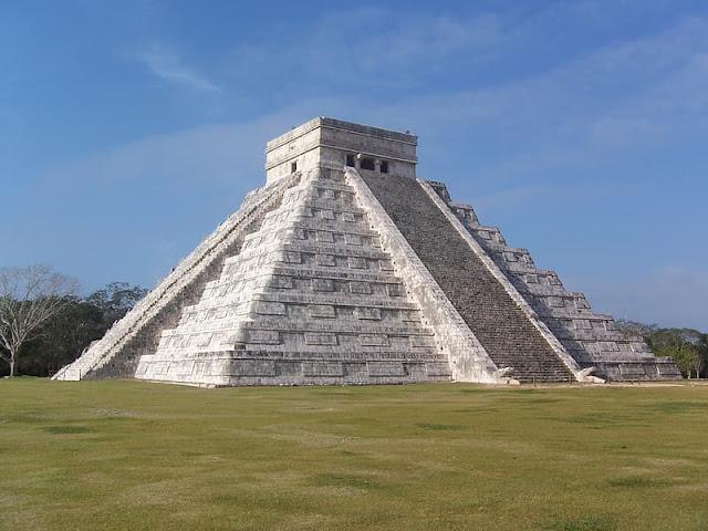 Chichen Itza, 7 Wonders of the world