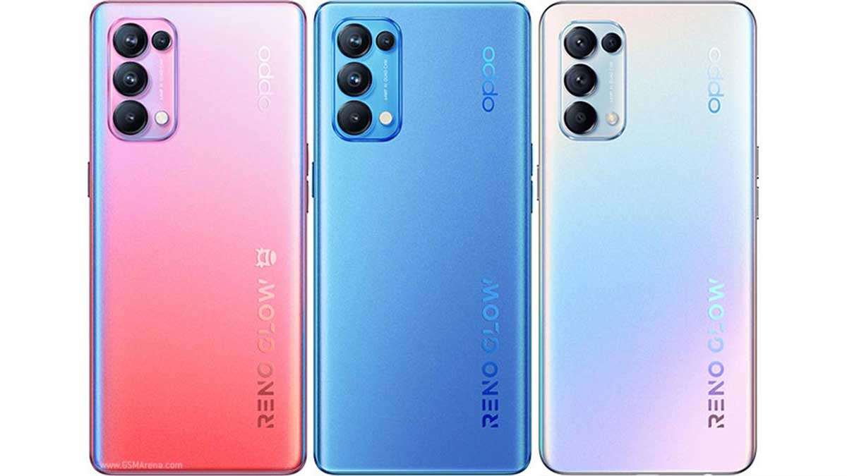 Realme X7 Pro Vs OPPO Reno5 Pro 5G