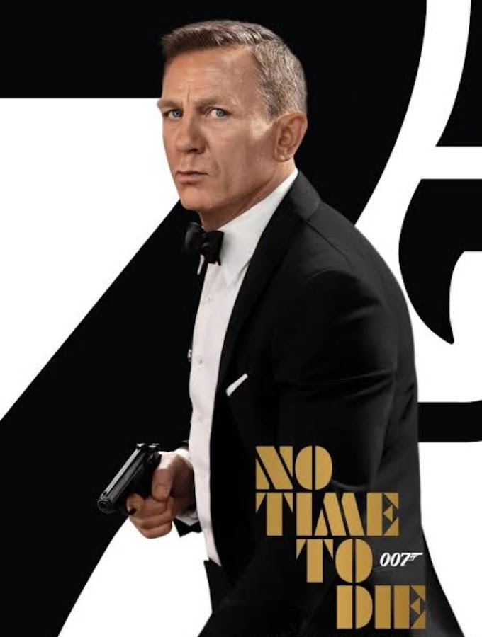 No Time To Die Full Movie Download 480p HD