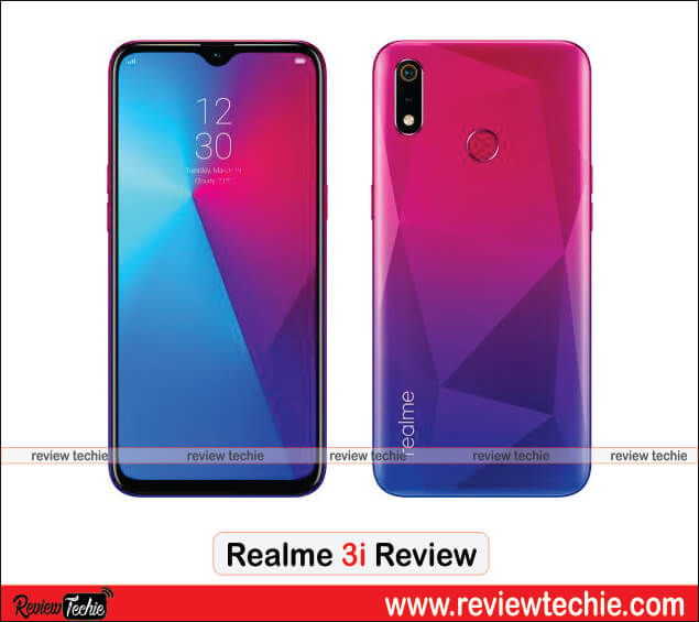 Realme 3i Review | Beautiful Design, Aggressive Pricing