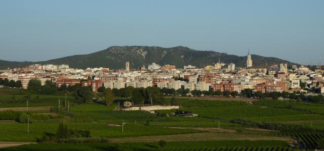 Panoràmica de Vilafranca
