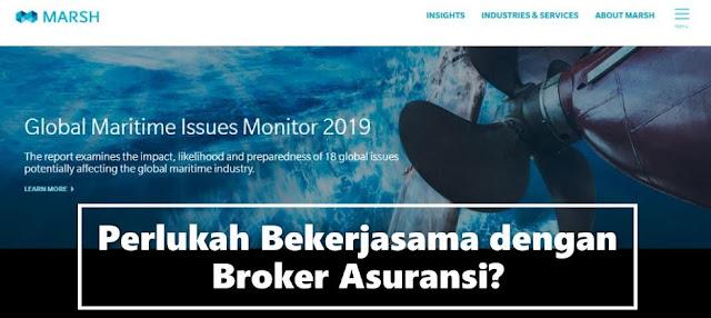 Perlukah Bekerjasama dengan Broker Asuransi?