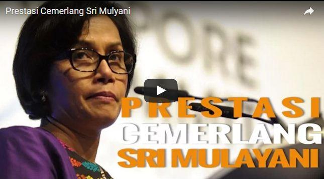 Luar Biasa!! Sri Mulyani, Menteri Keuangan Terbaik Se-Asia!