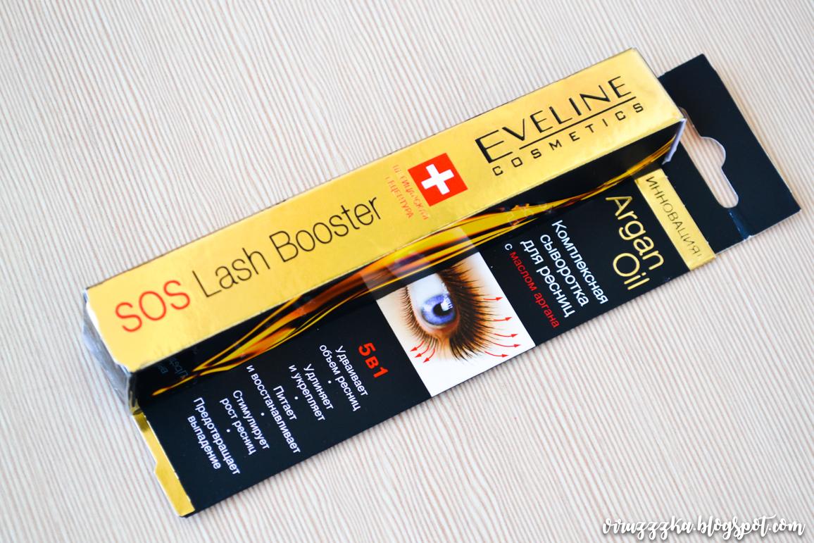 Eveline Cosmetics SOS Lash Booster