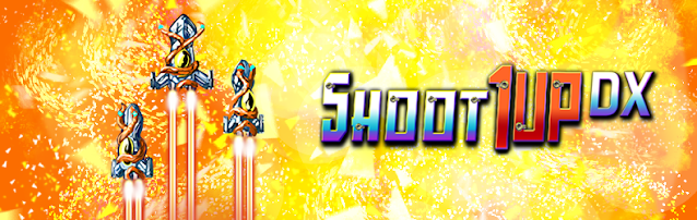 Expand your arsenal on your path to victory. Shoot1Up DX - Xbox one  Review