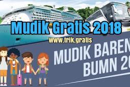 Mudik Gratis 2018 - Mudik Gratis Lebaran 2018
