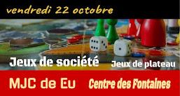 Next event !