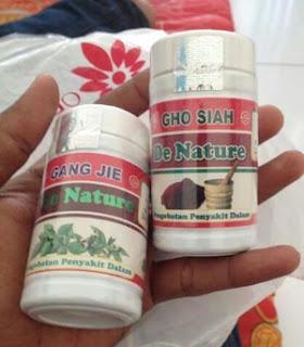 Obat Sipilis Herbal Gang Jie dan Gho Siah