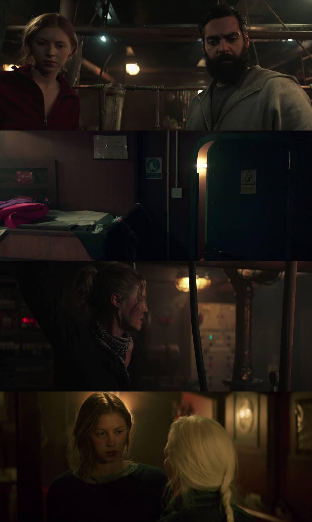 Contagio en Alta Mar (2019) HD 720p