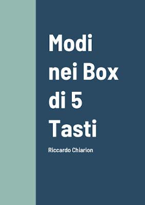Modi nei Box di 5 Tasti - Libro/Book (Pagine 75)