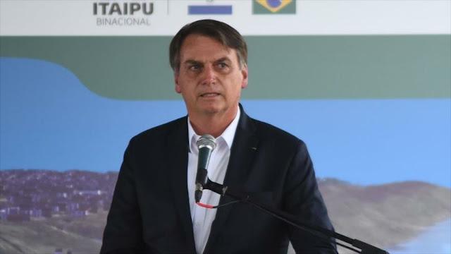 Bolsonaro admite inconstitucionalidad de su decreto de portar armas