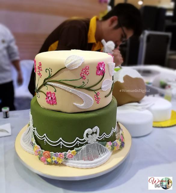 Goldilocks Intercollegiate Cake Decorating Challenge