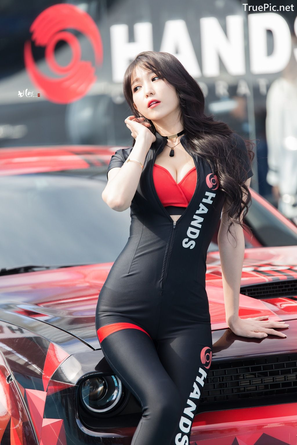 Image-Korean-Racing-Model-Lee-Eun-Hye-At-Incheon-Korea-Tuning-Festival-TruePic.net- Picture-6