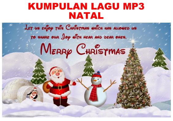 Kumpulan Lagu Natal Terbaru Mp3