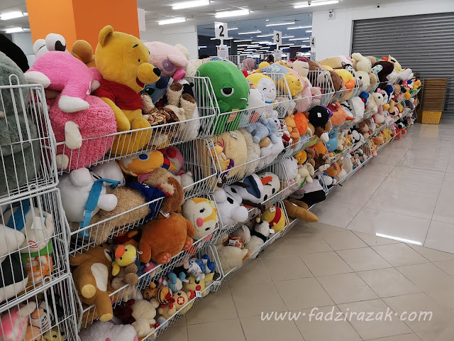 Shopping Barang Murah Di Jalan Jalan Japan @ M3 Shopping Mall