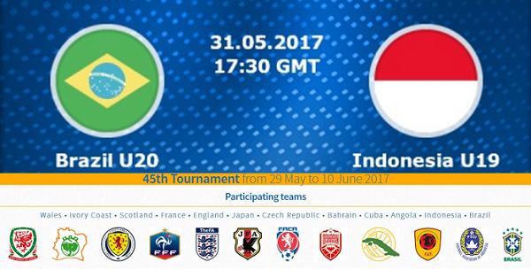 Preview Turnamen Toulon 2017: Brasil Lebih Diunggulkan, Tapi Timnas Indonesia U-19 Bisa Bikin Kejutan