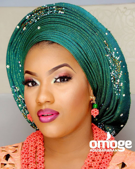 Aso Ebi Styles To Show Your Tailor This Week!!!