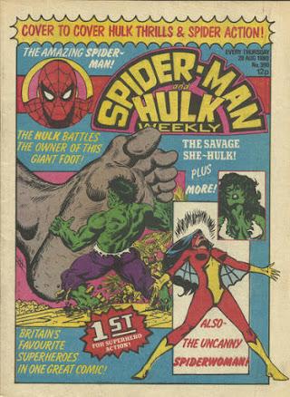 Spider-Man and Hulk Weekly #390