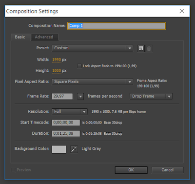 Cara Mengaktifkan Output Module Format H.264 di After Effects CS 6