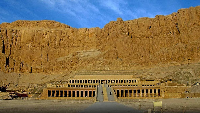 Hatshepsut Temple, Day Trips to Luxor from Sharm El Sheikh
