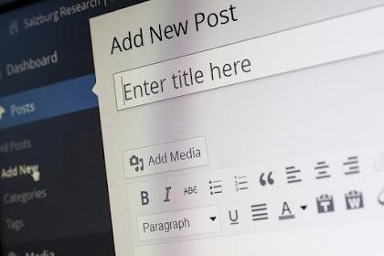 Menjadi Seorang Blogger Ternyata Bisa Menjamin Masa Depan! Berikut 3 Alasannya!