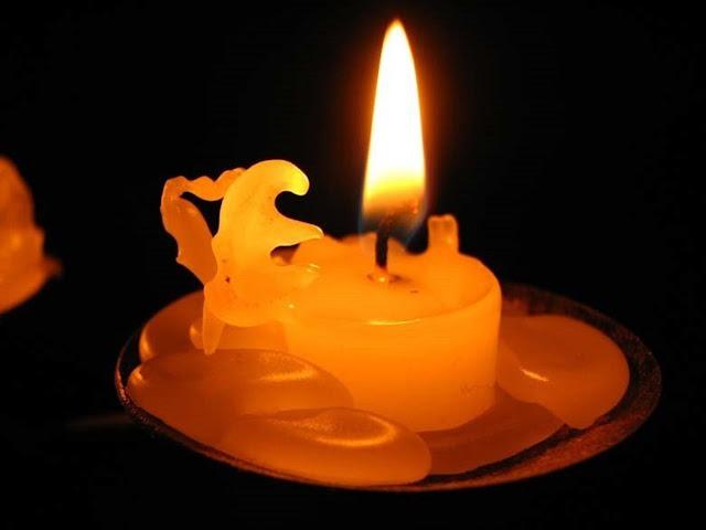 Женщина не потушила свечу и случайно убила свою дочь под Волгоградом