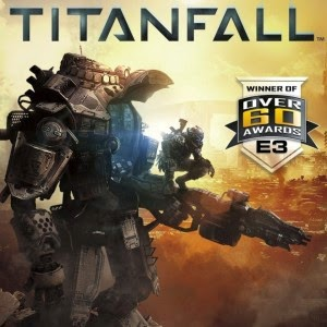 Titanfall Xbox Cover
