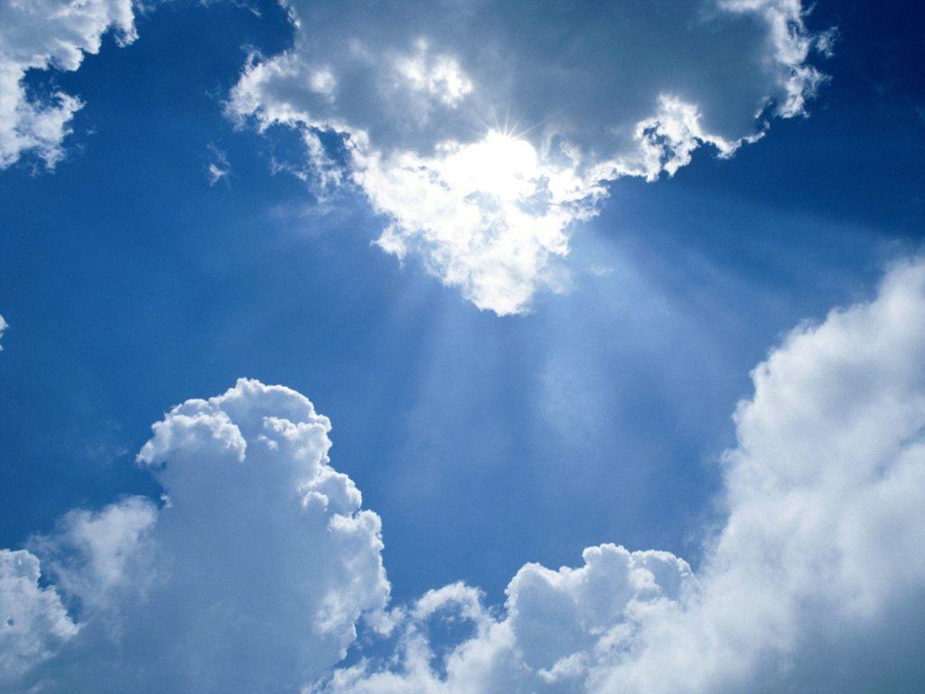Nuvole Bianche Nuvens brancas