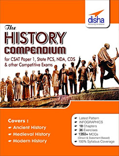 The History Compendium by Disha Publication pdf