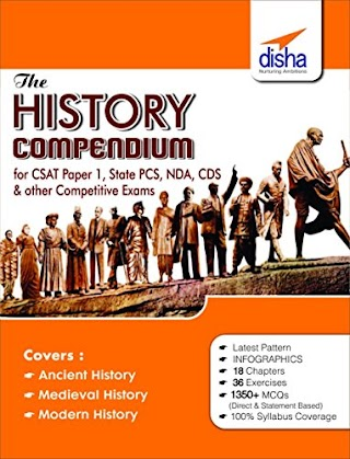 The History Compendium by Disha Publication pdf Download