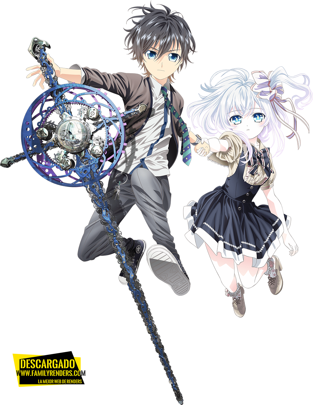 Render Masaru & Koyori