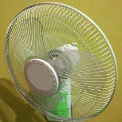 penyebab kipas angin panas