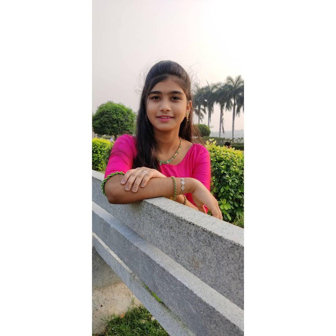Adimulam Tanyasree 5