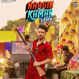 latest Hindi Song of Tony Kakkar Nagin Jaisi Kamar Hila