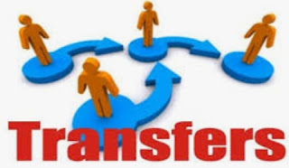 Department of Education exercise on teacher transfers